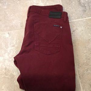 Men's Hudson Blake Slim Straight Jeans